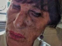 baby rom 9 anni massacrata signora metro roma