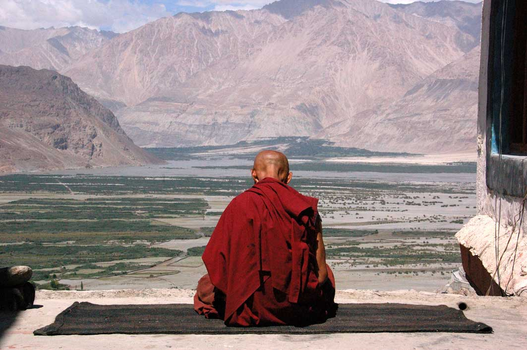 profughi tibetani