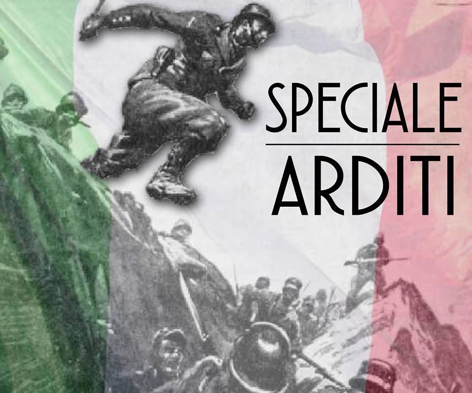 Speciale sugli Arditi della prima guerra mondiale