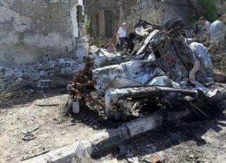 damasco autobomba siria