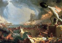 invasioni barbariche caduta impero romano