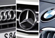 cartello auto tedesche