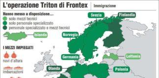 Triton immigrati migranti Bonino segreto