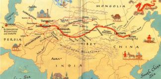 via seta eurasia