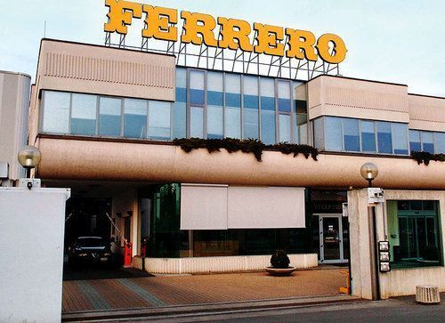 Ferrero nestlé