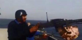 scafisti guardia costiera libica