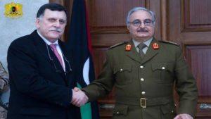 fatar sarraj libia