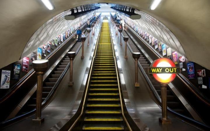 Metro di Londra: eliminata la formula registrata