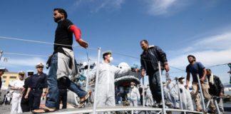 5 mila sbarchi immigrati