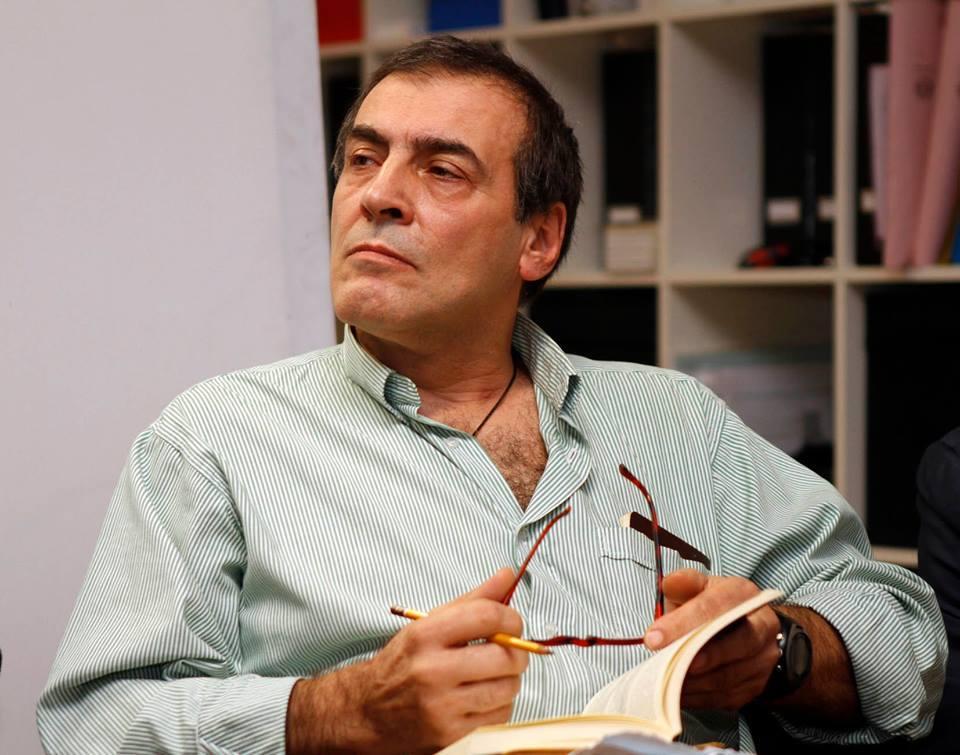 L'editore Maurizio Murelli