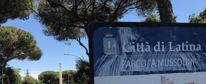 latina parco mussolini speeches - photo#17