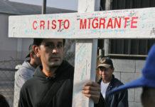 Bergoglio Cristo migrante papa francesco ius soli