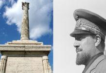 Chicago Italo Balbo monumento usa rimuovere