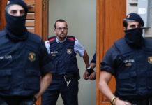 polizia attentati barcellona