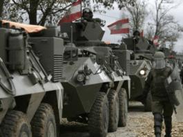 immigrati austria brennero militari