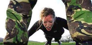 forze armate donne soldato