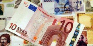 euro-lire doppia moneta
