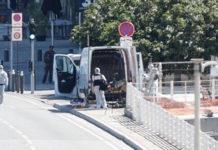 Marsiglia auto furgone folla bus terrorismo