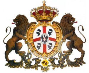 stemma regno di sardegna