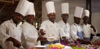 ristorante africano