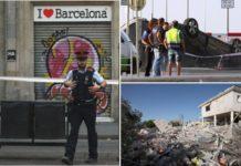 catalogna terrorismo immigrazione barcellona