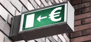 moneta unica uscita dall'euro