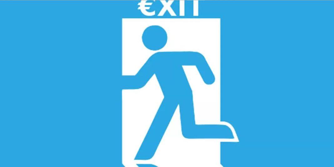 €xit uscita dall'euro