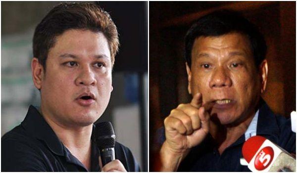 Rodrigo Duterte figlio Paolo giustiziare droga