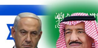 Arabia saudita Israele terrorismo