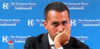 di maio euro Ue cernobbio