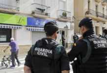 terrorismo guardia civil