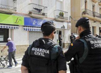 terrorismo guardia civil