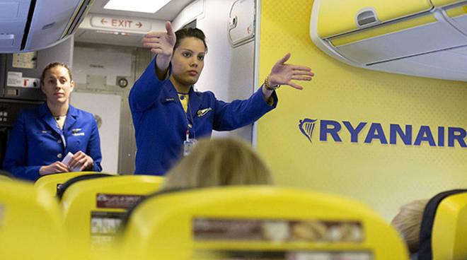 Ryanair, lettera ai piloti: