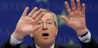 Juncker Ue moneta unica