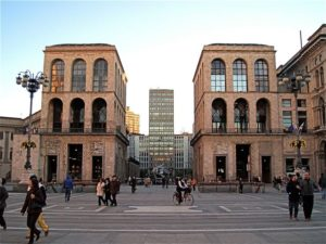 palazzo arengario milano