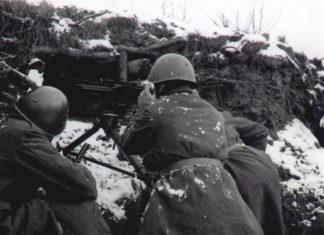 camicie nere Russia Fronte dell''Est Tagliamento