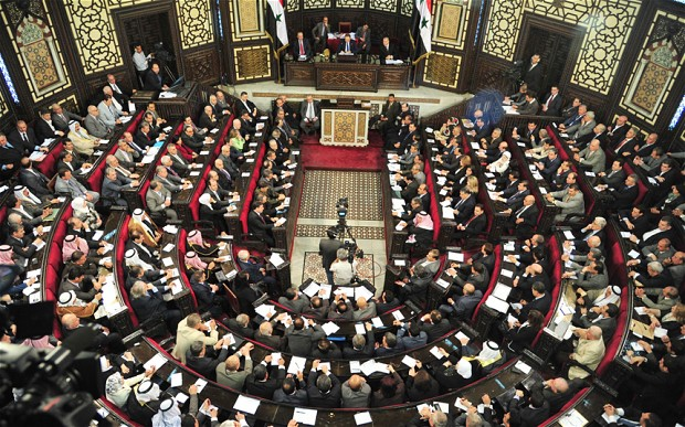 """Il """"dittatore"""" Assad: un cristiano eletto presidente del ..."""