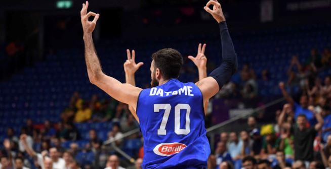 Eurobasket, Italia-Finlandia 70-57. Azzurri ai quarti di finale