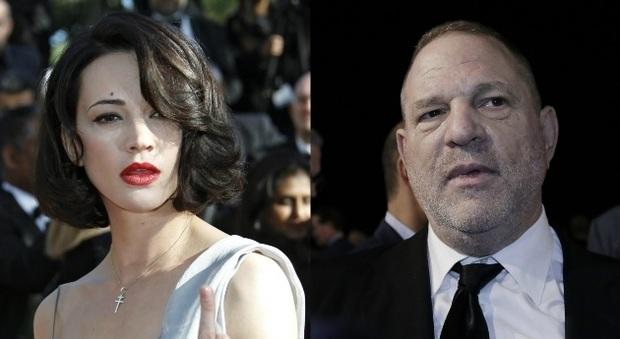 Weinstein Argento stupro soggettivo