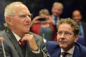bail in Dijsselbloem Schäuble