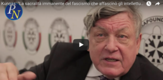 Tarmo Kunnas CasaPound fascino del fascismo