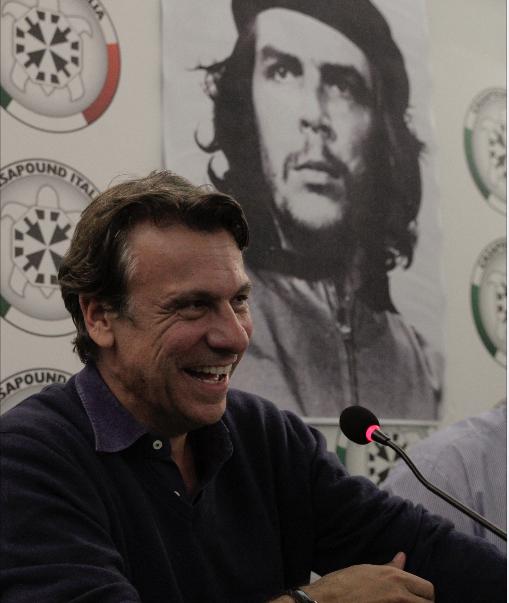 Nicola Porro CasaPound confronto Simone Di Stefano