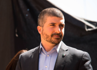Simone Di Stefano referendum autonomia CasaPound
