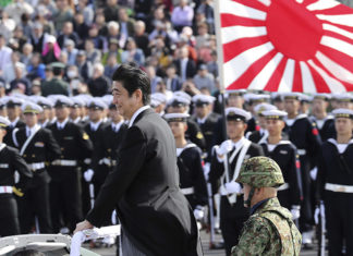 Giappone Abe