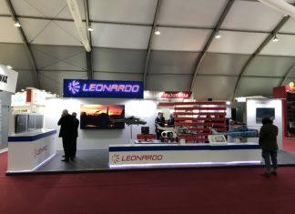 leonardo adex 2017