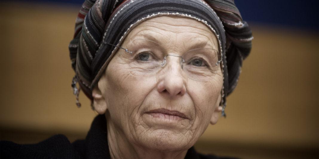 Emma Bonino leader sinistra