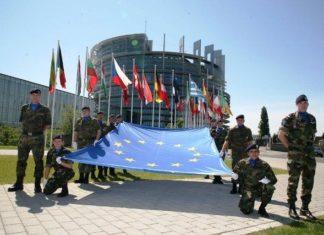 Ue difesa europea