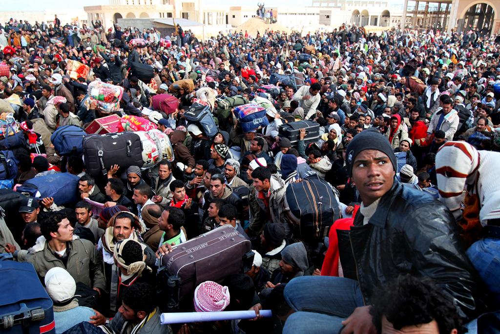 migranti alfano