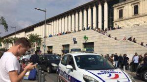 stazione marsiglia evacuazione