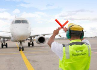 handling airport